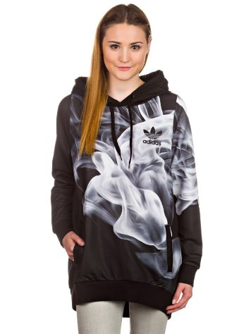 adidas Originals White Smoke Hoodie