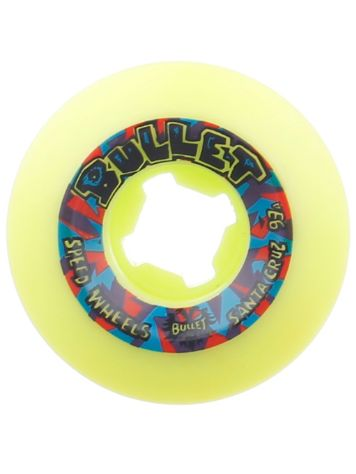 Bullet Mini Church Glass Retro 93A 54mm Wheels