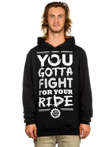 Iriedaily Fight Right Hoodie