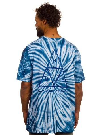 HUF Washed Out Triple Triangle T-Shirt