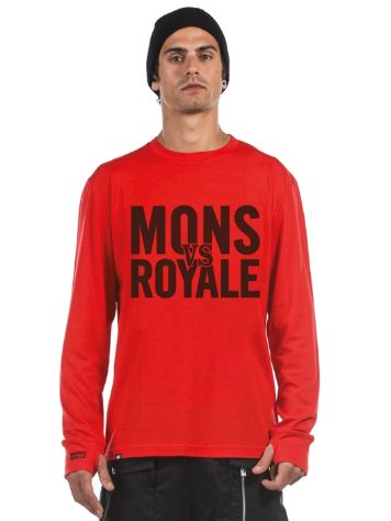 Mons Royale Merino Original Tech Tee LS