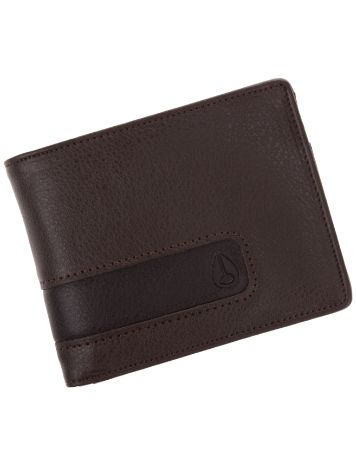 Nixon Showout Bi-Fold Snap Coin Wallet