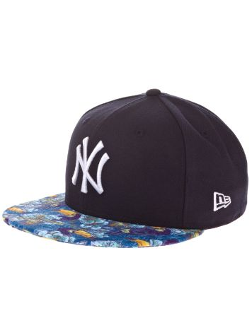 New Era Tropical Visor NY Cap