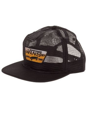 Vans Malted All Mesh Trucher Cap