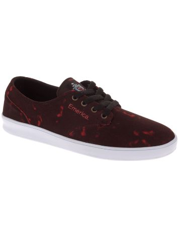 Emerica The Romero Laced X Toy Machine Skateshoe