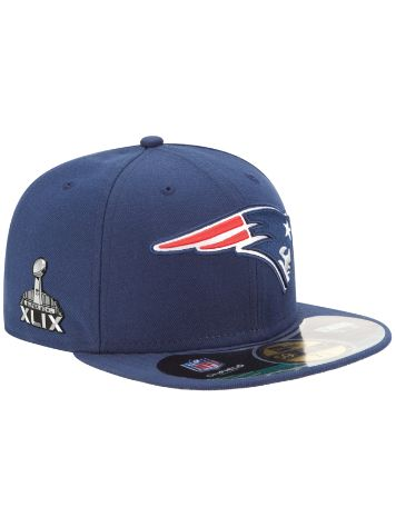 New Era Super Bowl NFL15 New England Patriots Cap