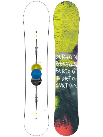 Burton Barracuda 157 2016