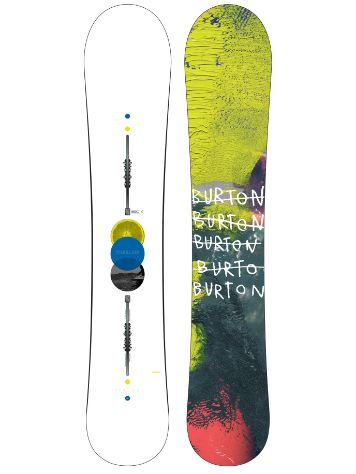 Burton Barracuda 165 2016