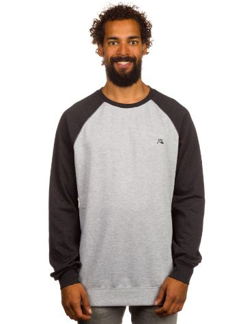Quiksilver Major Block Crew Sweater