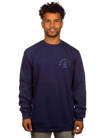 Quiksilver Major Crew Screen Sweater