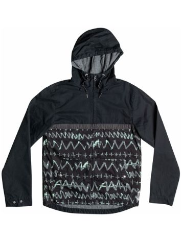 Quiksilver Carpark Allover Windbreaker