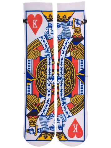 ODD SOX King Of Hearts Socks