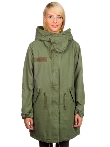 Obey Brighton Parka Coat