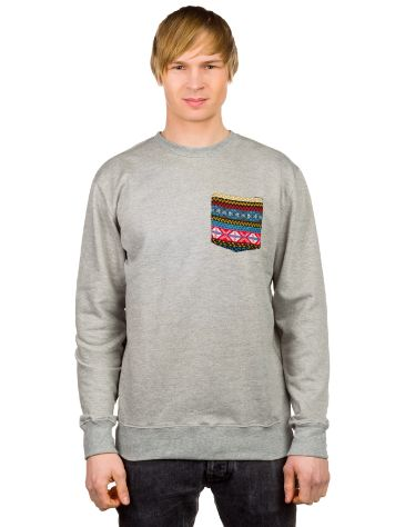 LOVE BOX Native Crew Sweater
