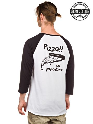 Blue Tomato BT Pizza T-Shirt LS