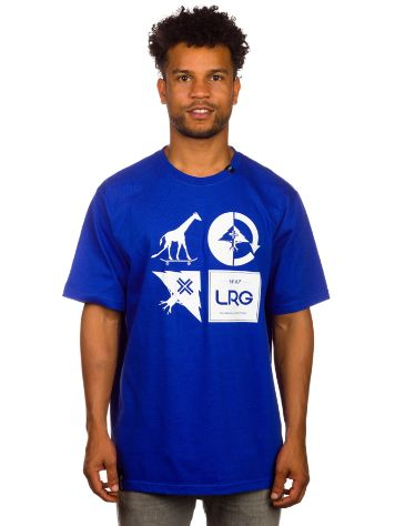 LRG RC Logo Mash Up T-Shirt