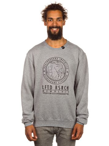 LRG Lion Stamp Crewneck Sweater