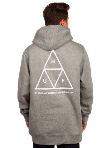 HUF Triple Triangle Pullover Fleece Hoodie