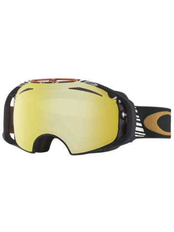 Oakley Airbrake Shaun White black gold (with bonus