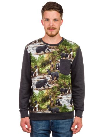 Private Grizzly Crew Sweater