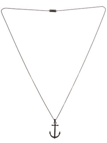Icon Deep Seabass Necklace