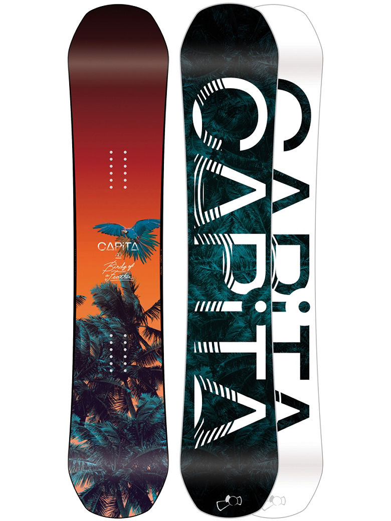 Freestyle Snowboards Capita Birds of a Feather 140 2016 günstig online kaufen