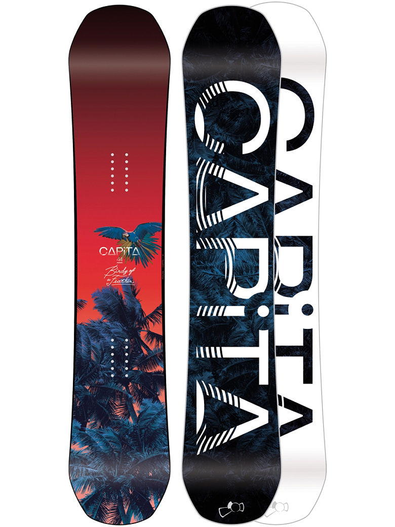 Freestyle Snowboards Capita Birds of a Feather 144 2016 bestellen