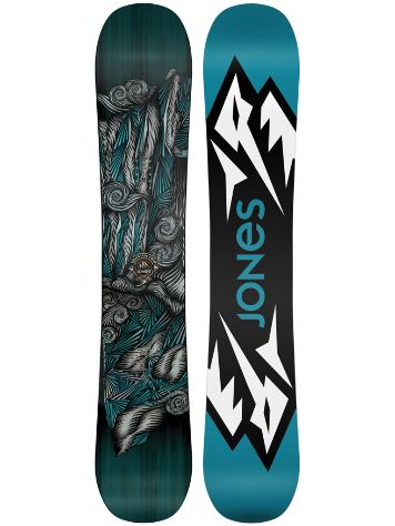 Jones Snowboards Mountain Twin 158W 2016