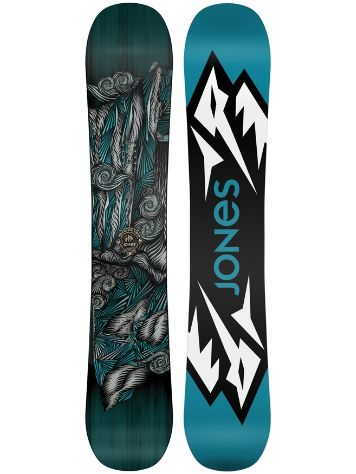 Jones Snowboards Mountain Twin 162 2016