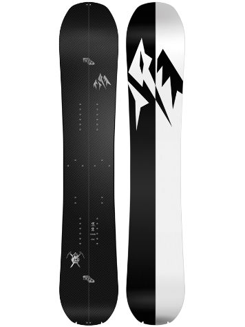 Jones Snowboards Carbon Solution 161 2016