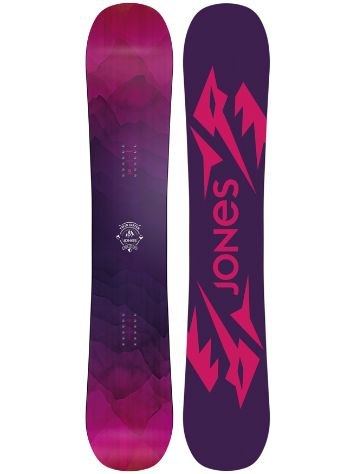 Jones Snowboards Twin Sister 146 2016