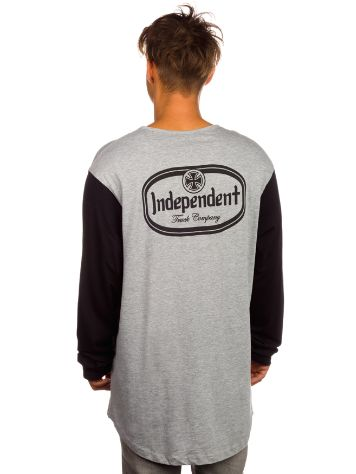 Independent Parcel Baseball T-Shirt LS