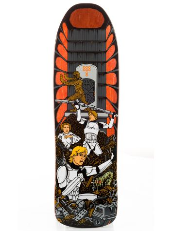 Santa Cruz Star Wars Trash Compactor Collectible 9.