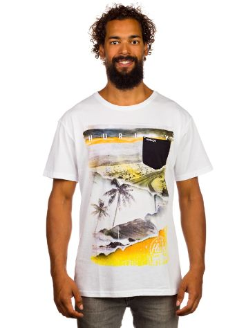 Hurley Craving Pocket T-Shirt