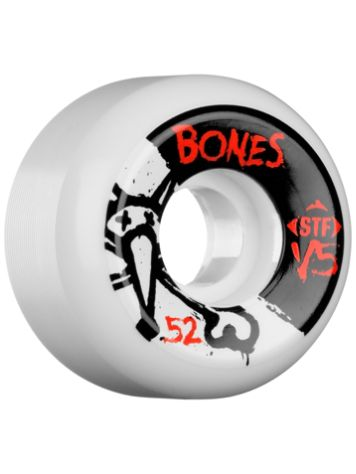 Bones Wheels STF V5 Series II 83B 53mm Wheels