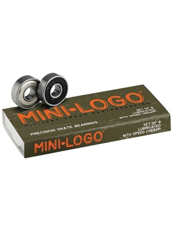 Mini Logo Skateboard 608ZRS Bearings
