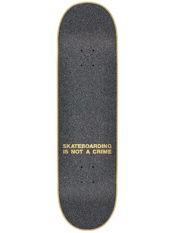 "Mob Grip Laser Cut Crime Logo 9"" Griptape"