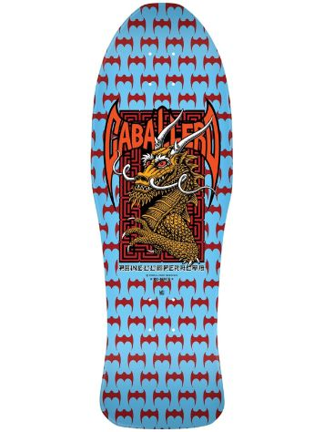 "Powell Peralta Steve Caballero Limited Edition 2 10"" De"