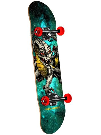 "Powell Peralta Cab Dragon 7.5"" Skateboard Complete"