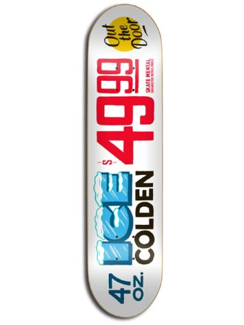 "Skate Mental Colden Ice Colden 8125"" Deck"