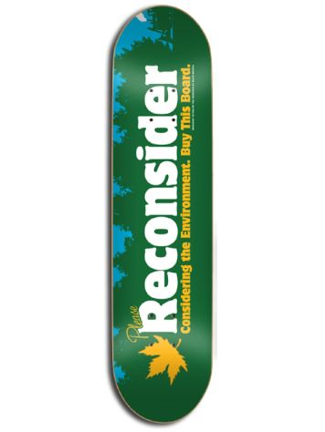 "Skate Mental Reconsider the Enviroment 8"" Deck"