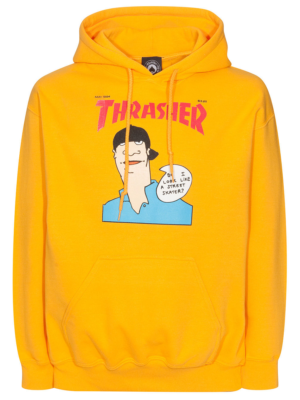 buy thrasher gonz cover hoodie online at blue tomato