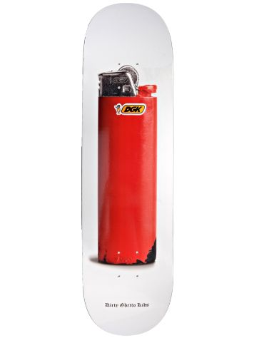 "DGK Light Up 8.25"" Deck"