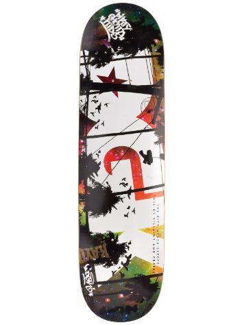 "DGK City Never Sleeps 8.06"" Deck"