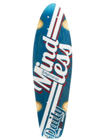"Mindless Longboards Stained Daily 24"" x 7"" Deck"