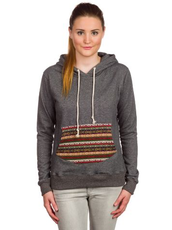LOVE BOX Native Kangaroo Pocket Hoodie