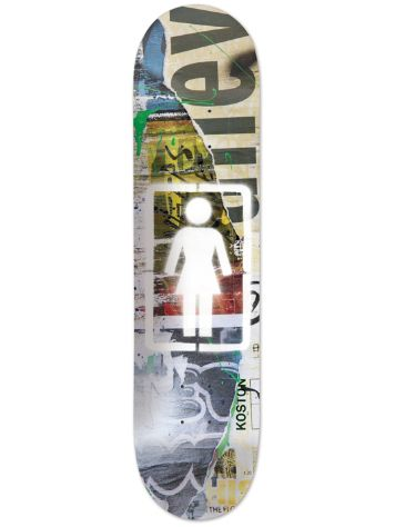 "Girl Koston Mo Post No Bills 8.25"" Deck"