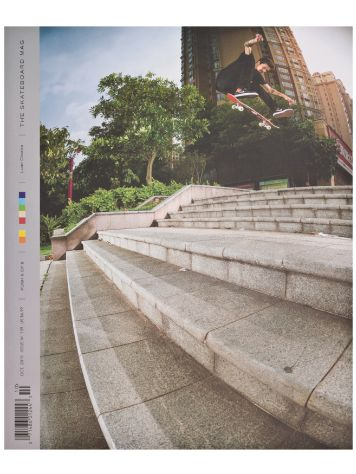 The Skateboard Mag The Skateboard Mag October 2015