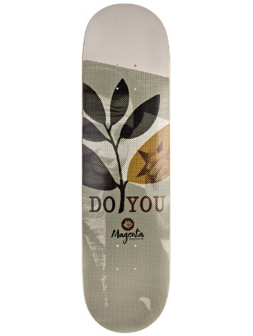 "Magenta Do You Hicks 8.125"" Deck"