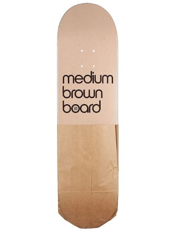 "3D Brown Board (in a bag) 8"" Deck"